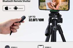 Quel trépied smartphone 150 cm choisir ?